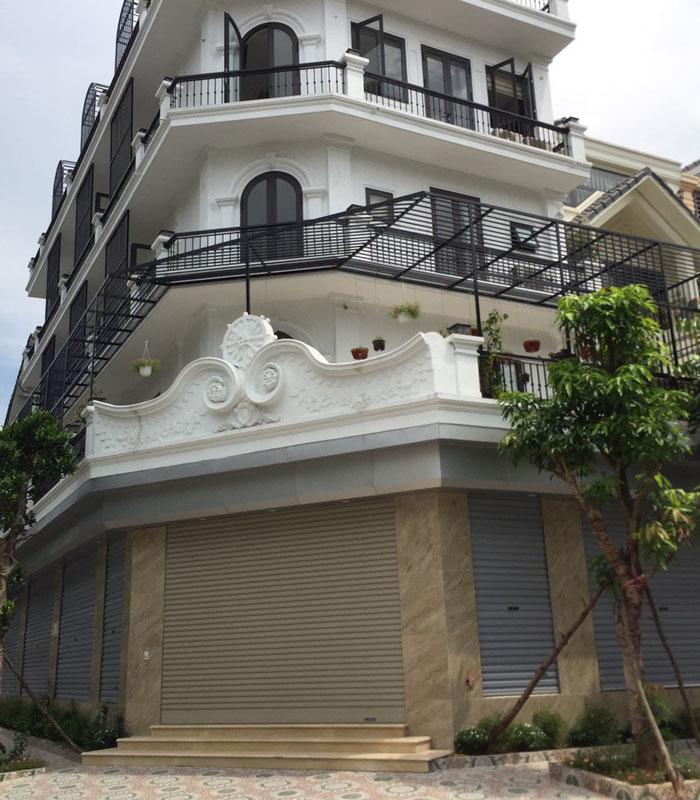Lắp cửa cuốn tại KĐT Vân Canh